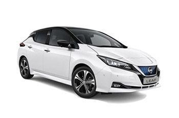 Photo de la Nissan Leaf neuve