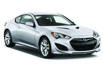 Hyundai Genesis neuve