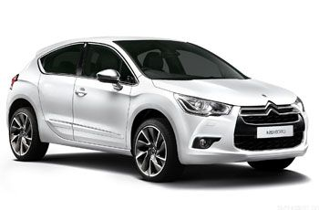 Photo de la DS DS5 neuve