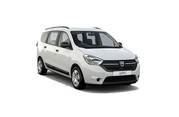 Photo de la Dacia Lodgy neuve