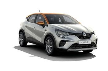 Photo de la Renault Captur neuve