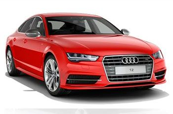 Photo de la Audi S7 neuve