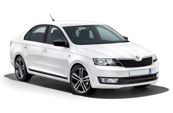 Photo de la Skoda Rapid neuve