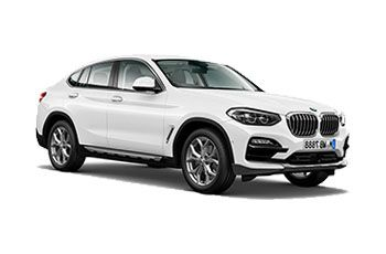 Photo de la Bmw X4 neuve