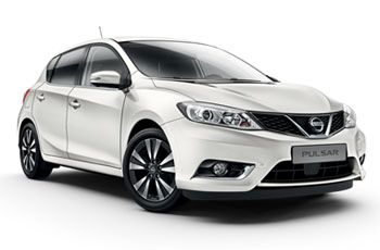 Photo de la Nissan Pulsar neuve