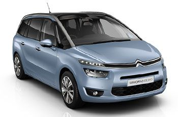 prix de la citroen grand c4 picasso neuve consultez les tarifs. Black Bedroom Furniture Sets. Home Design Ideas