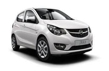 Photo de la Opel Karl neuve