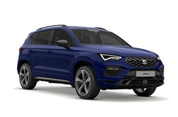 Photo de la Seat Ateca neuve