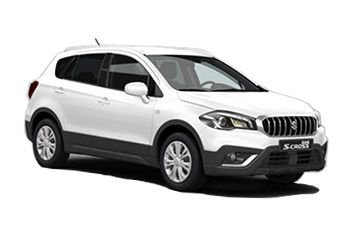 Photo de la Suzuki S-Cross neuve