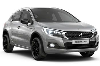 Photo de la DS DS4 Crossback neuve