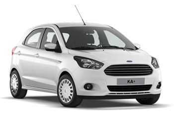 Photo de la Ford Ka+ neuve