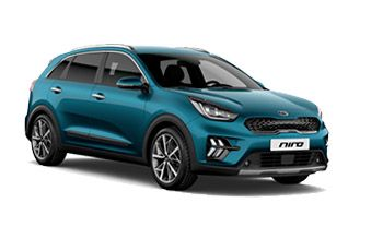 Photo de la Kia Niro neuve