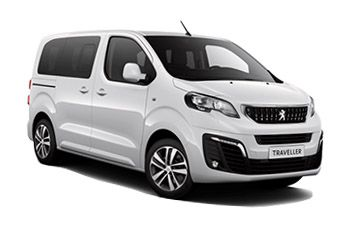Photo de la Peugeot Traveller neuve