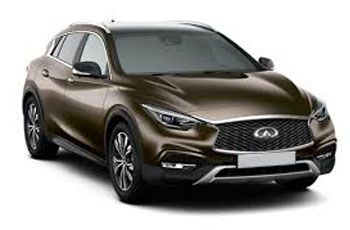 Photo de la Infiniti QX30 neuve