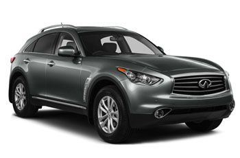 Photo de la Infiniti QX70 neuve
