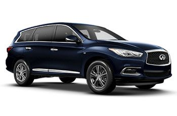 Photo de la Infiniti QX50 neuve