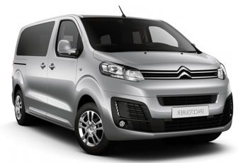 tarif Citroen Spacetourer