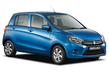 Photo de la Suzuki Celerio neuve