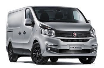 Photo de la Fiat Talento neuve