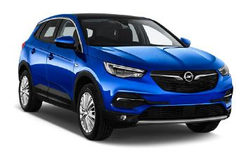 Photo de la Opel Grandland X neuve
