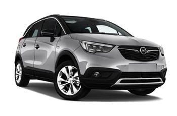 Photo de la Opel Crossland X neuve