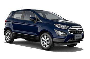 Photo de la Ford Ecosport neuve