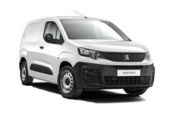 Photo de la Peugeot Partner neuve