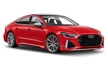 Photo de la Audi RS7 neuve