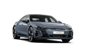 Photo de la Audi e-tron GT neuve