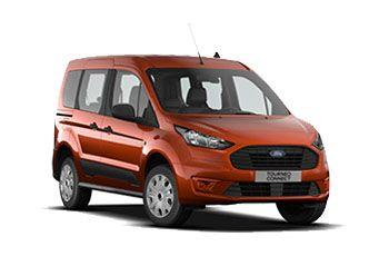 Photo de la Ford Tourneo Connect neuve