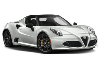 Photo de la Alfa Romeo Spider neuve