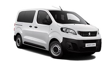 Photo de la Peugeot Expert Combi neuve