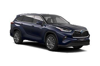 Toyota Highlander neuve
