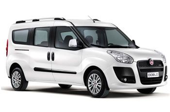 Photo de la Fiat Doblo neuve