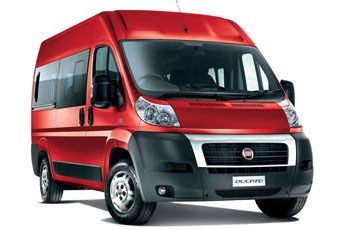 Photo de la Fiat Ducato neuve