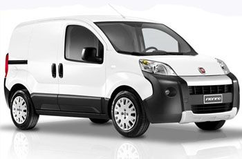 Photo de la Fiat Fiorino neuve