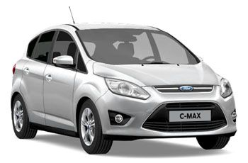 Photo de la Ford Focus C-Max neuve
