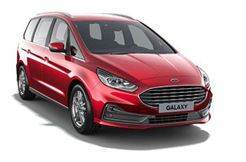 Photo de la Ford Galaxy neuve