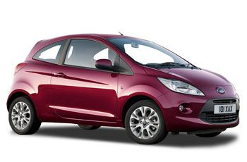 Photo de la Ford Ka neuve