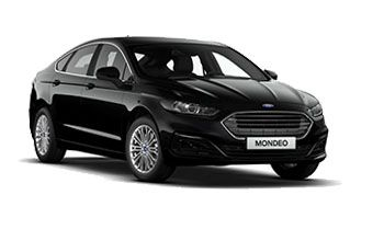 Photo de la Ford Mondeo neuve