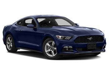 Photo de la Ford Mustang neuve