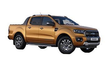 Photo de la Ford Ranger neuve
