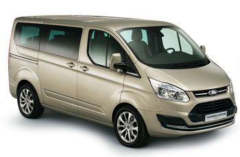 Photo de la Ford Tourneo neuve