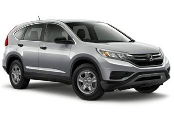 Photo de la Honda CR-V neuve
