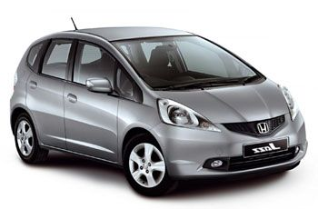 Photo de la Honda Jazz neuve