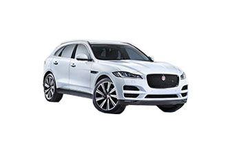 Jaguar F-Pace neuve