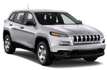 Photo de la Jeep Cherokee neuve