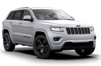 Photo de la Jeep Grand Cherokee neuve