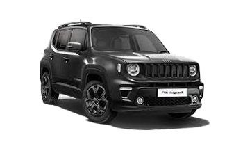 Photo de la Jeep Renegade neuve