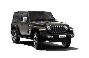 Photo de la Jeep Wrangler neuve